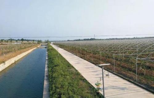 彭墩国家农村产业融合发展示范园:聚力三产融合 打造中国名村