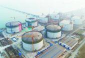 唐山增建4座LNG儲罐保障北京供氣