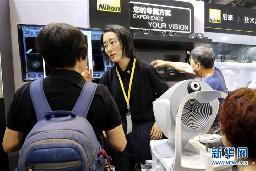 (经济)(5)上海国际摄影器材和数码影像展览会开幕