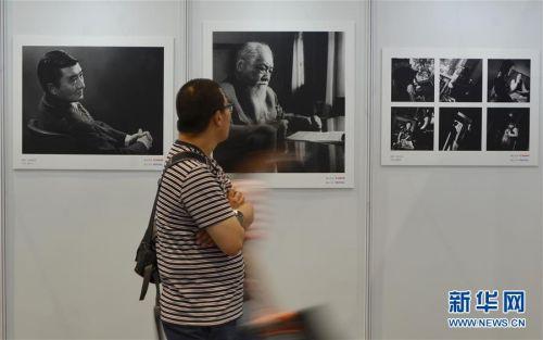 (经济)(4)上海国际摄影器材和数码影像展览会开幕