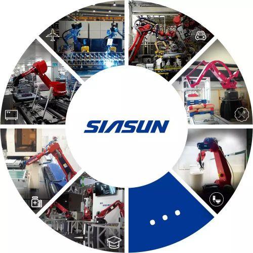 新松工业机器人在各个领域的应用