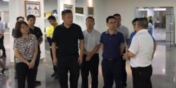 """四川省发改委赴遂宁开展""""不忘初心、牢记使命""""主题教育调研"""