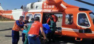 队企合作为昭通消防救援插上腾飞的翅膀