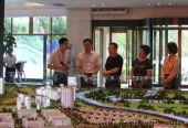 黑龍江省檢察院有關領導到東南投資HBP總部基地調研
