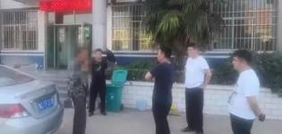 河南宜阳警方破获金矿锰钢板重大盗窃案