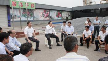 张务锋带队赴陕西省调研粮食安全保障立法工作