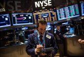 周三美股漲跌不一 金價升破1500美元美油跌近5%