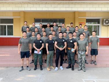 退伍不褪色:集锐学院助力退伍军人创业