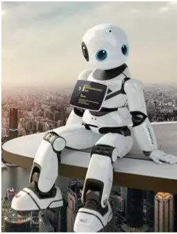 康力优蓝 优友 U06 场景自适应智能机器人