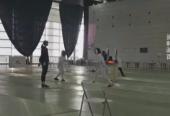 奉贤学子荣获2019年亚洲少年击剑巡回赛个人季军