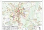 成都城市轨交第四期建设规划获批,总投资逾1318亿元