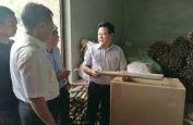 郴州市委副书记、市长刘志仁调研桂东:实施乡村振兴战略 巩固脱贫成效