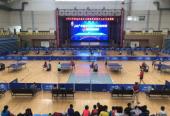 2019黑龙江省乒乓球冠军赛暨少儿乒乓球调赛在泰来县开赛