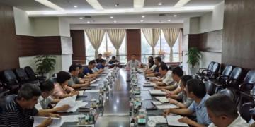 四川省发改委与成都市发改委对接会商重大事项