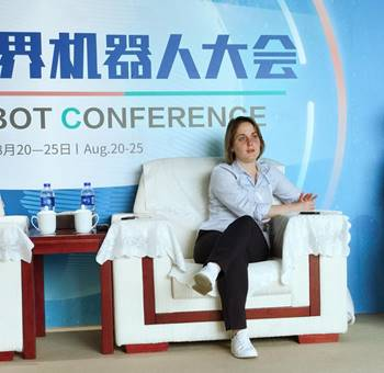 俄罗斯机器人协会主席:中俄机器人产业合作有待创新