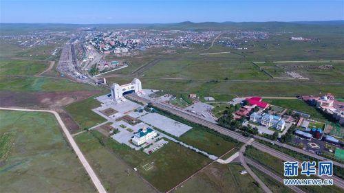 (社会)(7)内蒙古满洲里旅游人数持续上升