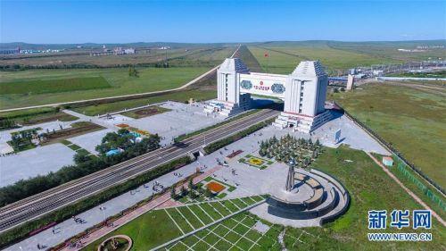 (社会)(1)内蒙古满洲里旅游人数持续上升