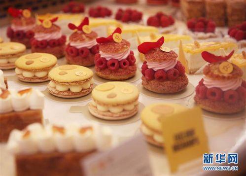 """(国际)(9)""""迎中秋""""世界各地传统糕点系列——法国浪漫甜点马卡龙"""