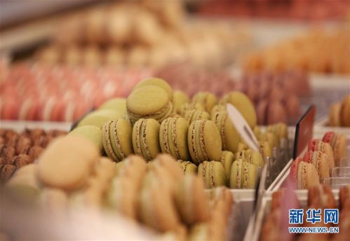 """(国际)(8)""""迎中秋""""世界各地传统糕点系列——法国浪漫甜点马卡龙"""