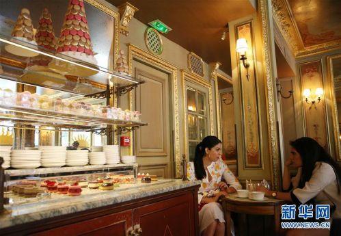 """(国际)(5)""""迎中秋""""世界各地传统糕点系列——法国浪漫甜点马卡龙"""