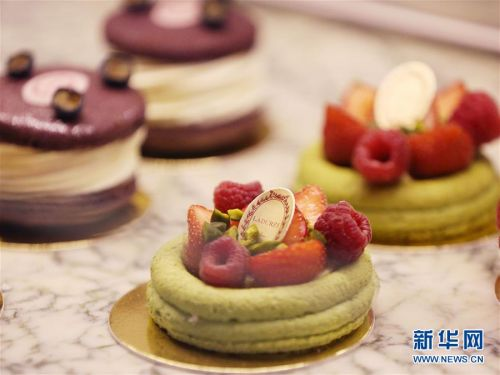 """(国际)(4)""""迎中秋""""世界各地传统糕点系列——法国浪漫甜点马卡龙"""