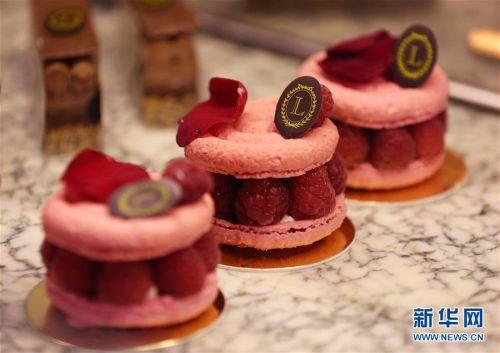 """(国际)(6)""""迎中秋""""世界各地传统糕点系列——法国浪漫甜点马卡龙"""