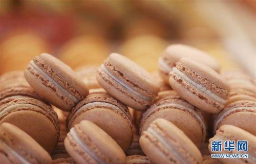 """(国际)(7)""""迎中秋""""世界各地传统糕点系列——法国浪漫甜点马卡龙"""