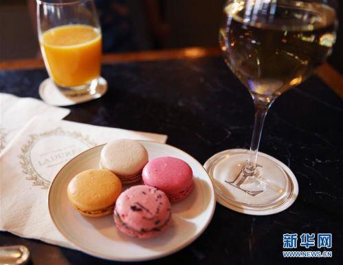 """(国际)(1)""""迎中秋""""世界各地传统糕点系列——法国浪漫甜点马卡龙"""
