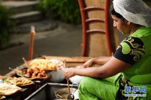"""(国际)(7)""""迎中秋""""世界各地传统糕点系列——斯里兰卡传统甜食油糕"""