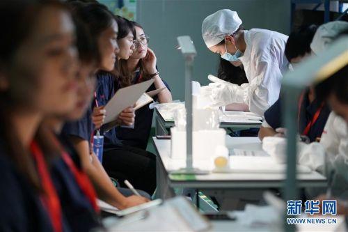 西安:职业技能竞赛引入硬科