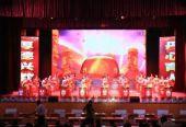 桦川县庆祝建国七十年、弘扬新风尚演出精彩纷呈