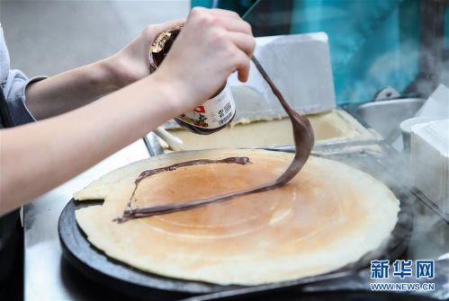 """(国际)(4)""""迎中秋""""世界各地传统糕点系列——可丽饼"""