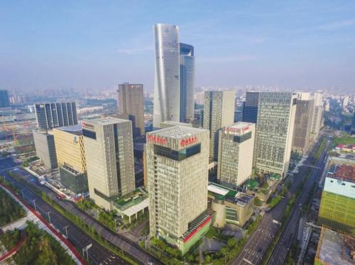 宁波国际中心