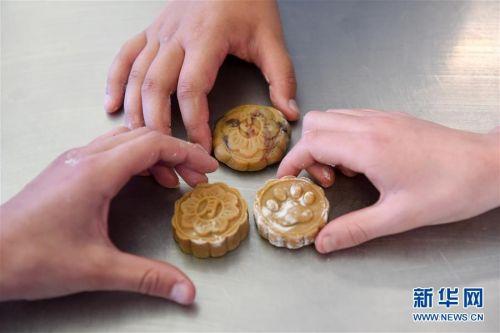 """(国际)(7)新西兰一中学举办""""发现中国日""""活动"""