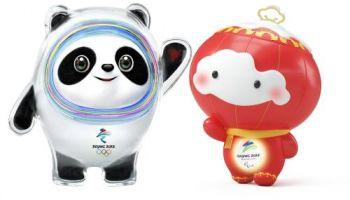 """你好,""""冰墩墩""""""""雪容融"""" 北京冬奥会和冬残奥会吉祥物公布"""