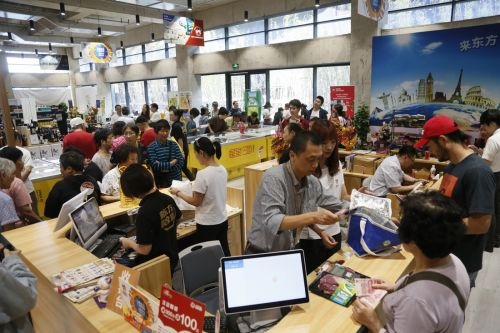 虹桥进口商品展示交易中心亮相2019上海购物节