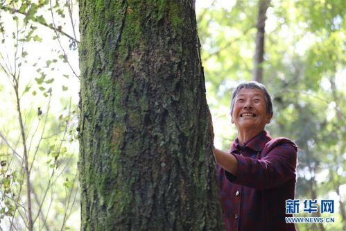 (社会)(5)建好生态林 念起致富经