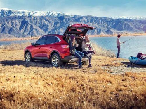 可能是今年最酷的一台SUV 福特Escape申报图曝光