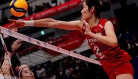 """中国女排3:2逆转巴西取得六连胜 """"中美大战"""":冠军之争提前上演"""