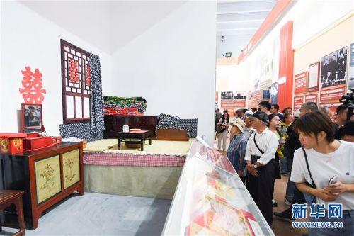 (社会)(1)庆祝中华人民共和国成立70周年大型成就展向公众开放