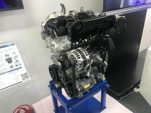 C15TDR发动机