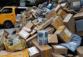 國慶期間全國郵政行業攬收包裹9.88億件 第一名不出意外是這個城市
