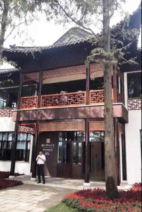 生态旅游看瓜洲:古渡公园城市书房建成开放