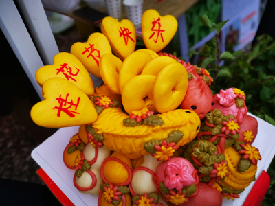 用桂花做的特色美食
