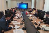 國家發改委外資司工作組赴烏茲別克斯坦推進中烏產能合作