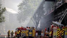 新西蘭奧克蘭會展中心大火仍在燃燒,將影響明年APEC籌備