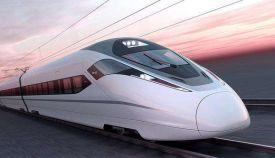 中企參與建設的連接泰國三大機場高鐵項目簽約