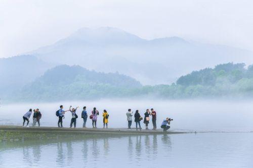 在丽水,美景处处有,一不经意间就会拍出好作品。