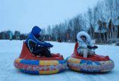 黑龍江漠河:冰天雪地樂翻天