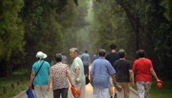 中共中央 國務院印發《國家積極應對人口老齡化中長期規劃》